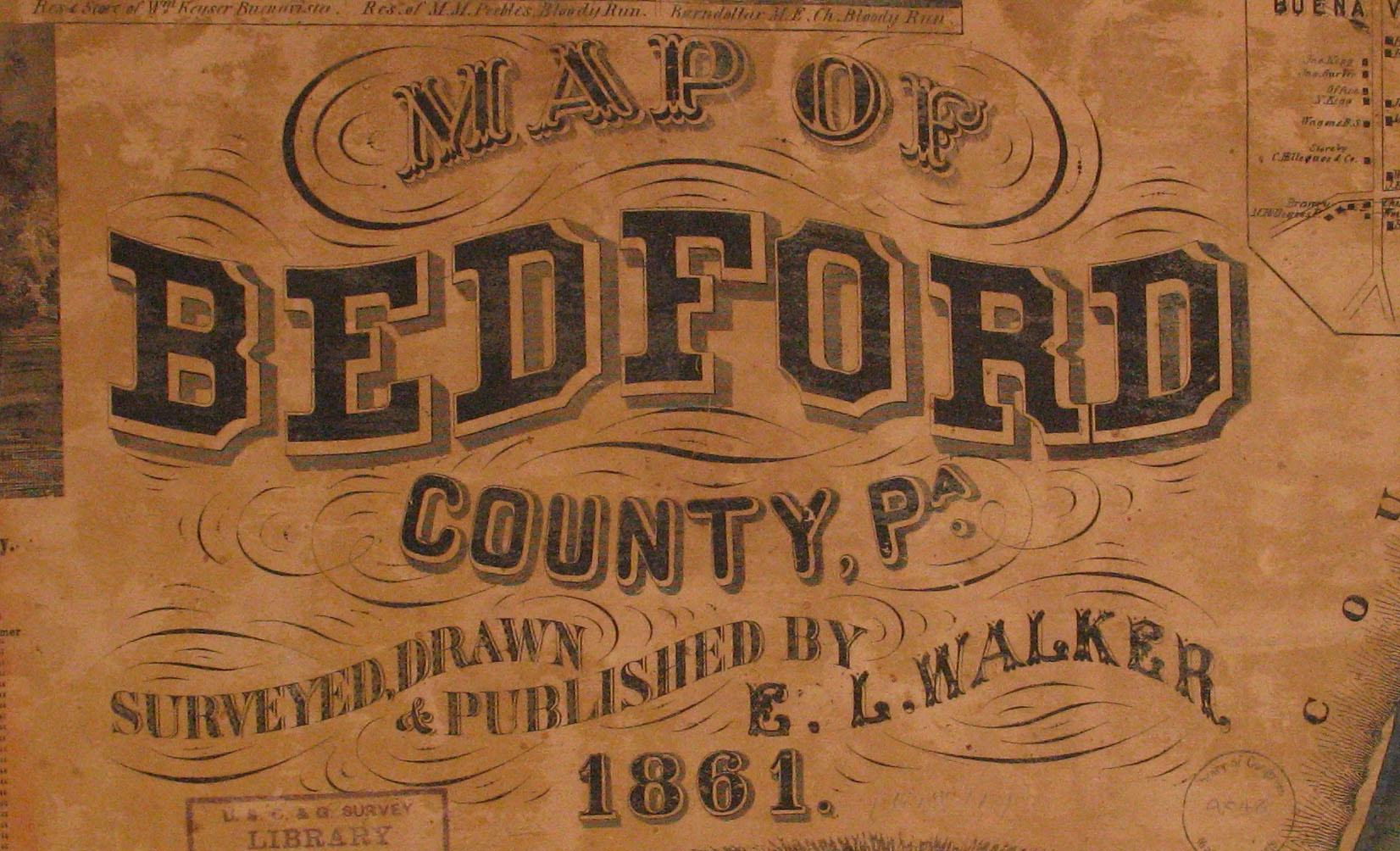 Ancestor Tracks: Bedford County Landowner Map, 1861 on map of new york, map of colonial pennsylvania, map of pennsylvania with cities, map of tn, map of az, county map pa, map of il, map of western pennsylvania, map of oh, map of philadelphia, map of ohio, map of wv, map of ms, map of harrisburg pennsylvania, map of mn, map of panama, google maps pa, map of ia, map of wi, map usa,