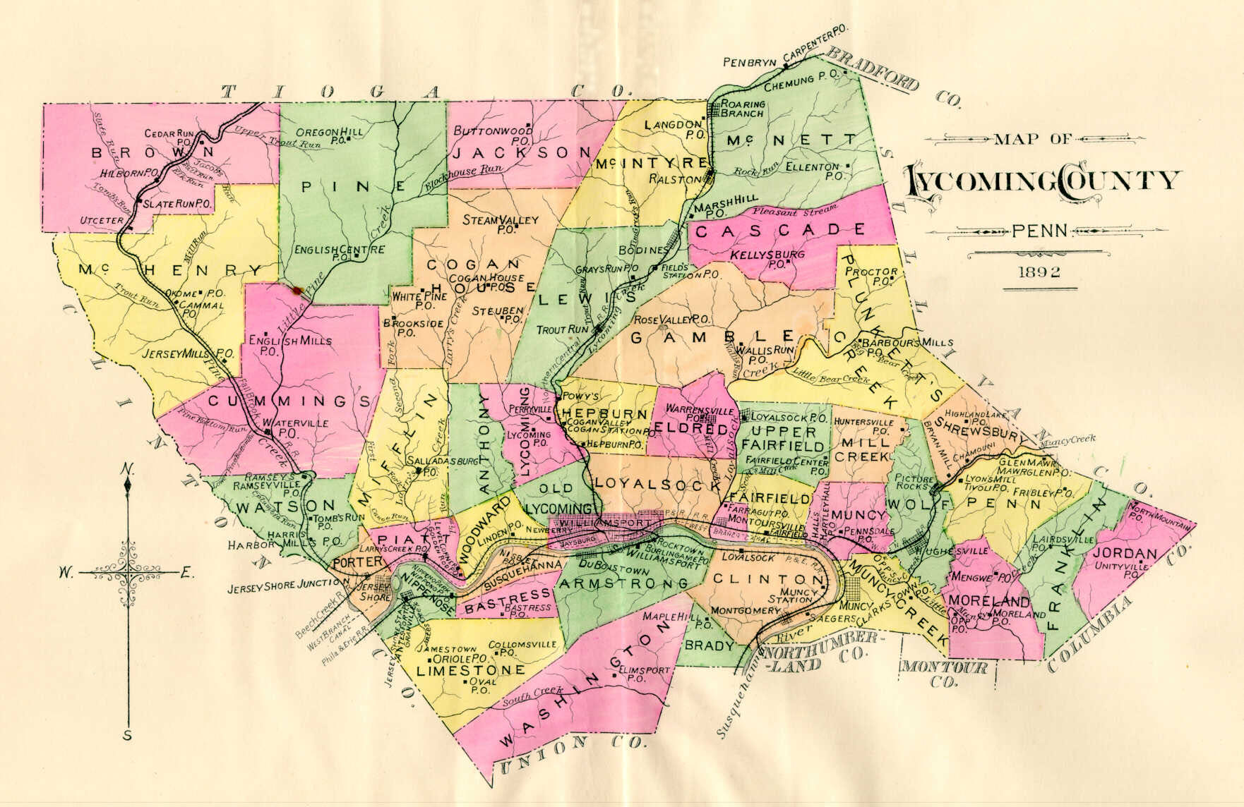 Lycoming Co. 1873 Atlas on little pine state park pa map, salladasburg pa map, montour county pa map, golden eagle trail pa map, cumberland county pa map, fairfield township pa map, pennsylvania county map, bucks co pa map, northumberland county pa map, red land pa map, sullivan county pa map, schuylkill river pa map, alleghany county pa map, hillsgrove pa map, knox county pa map, porter township pa map, chester co pa map, gray pa map, kinzua dam pa map, elk county pa map,