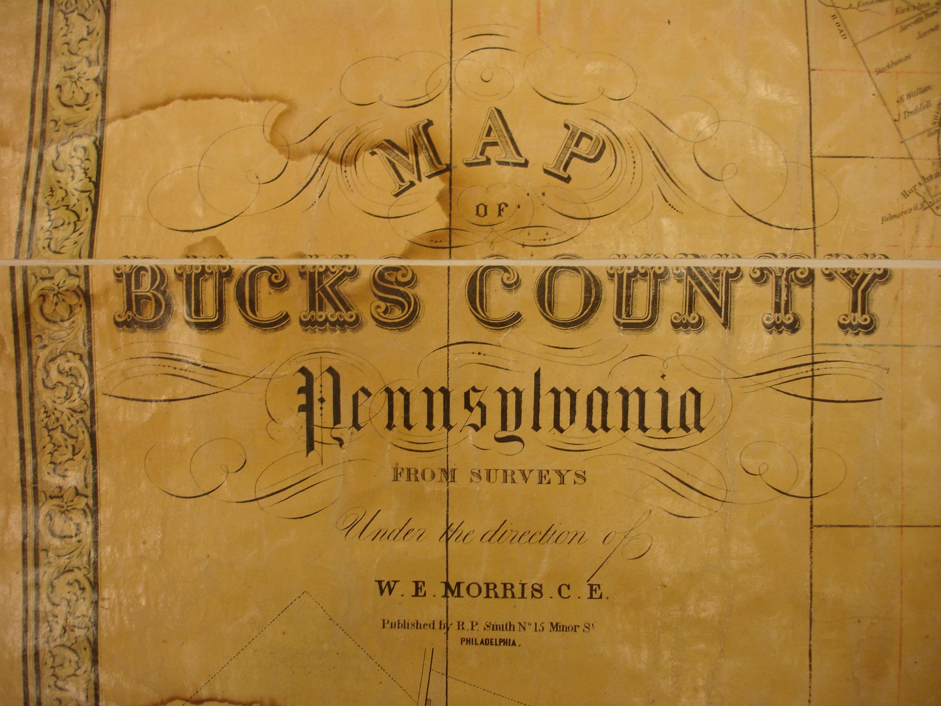 Ancestor Tracks Philadelphia Area Resources