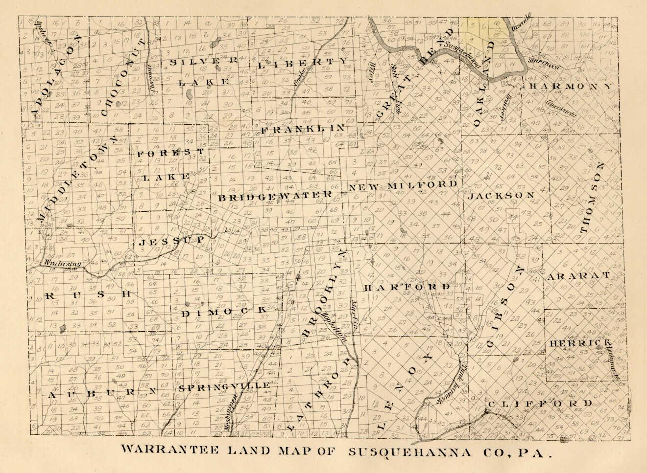 1887Warrantee Map numbersjpg