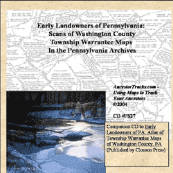 Cover of Washington County CD