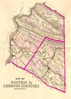 DauphinLebanonCountiesEgle1883